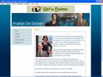 website van de dokters!