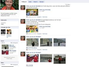 Fanpagina op Facebook!